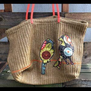 Vera Bradley tote/beach bag